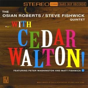 ...With Cedar Walton!